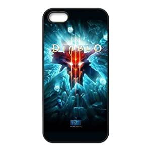 iPhone 4 4s Cell Phone Case Black Diablo 3 SUX_141402