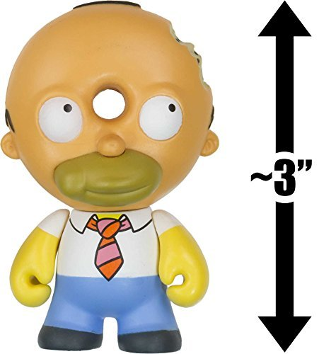 Doughnut Head Homer: The Simpsons Kidrobot Treehouse of Horror