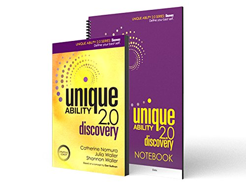 Unique Ability  2 0  Discovery   Define Your Best Self