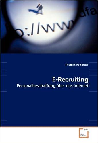 E-Recruiting: Personalbeschaffung über das Internet
