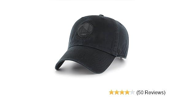 6c07e1f5c1085 Amazon.com    47 NBA Golden State Warriors Clean Up Adjustable Hat ...