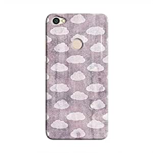 Cover It Up - Clouds Violet Sky Redmi Y1 Hard Case