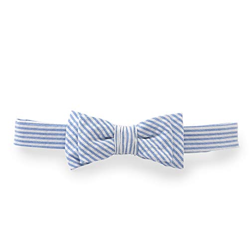 - Hope & Henry Boys Striped Bow Tie