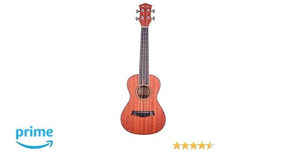 Amazon Concert Ukulele Mahogany Muke Mc 20 23 Inch Ukulele With