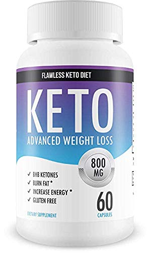 Shark Tank Keto Diet Pills – Ketogenic Carb Blocker for Women & Men – Burn Fat Fast – Advanced Formula Developed to Reach Ketosis Rapidly – Weight Loss Supplement – 60 Capsules