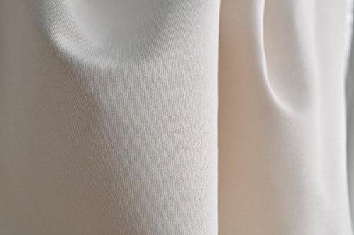 Organic Cotton Twill Fabric - Natural - 5 Yards