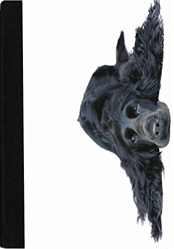 Rikki Knight English Cocker Spaniel Dog Design Faux Suede...