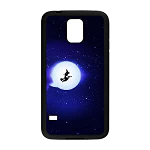 Samsung Galaxy S5 Cell Phone Case Black WITCH DREAM LV7168288