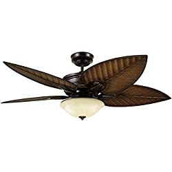 "Emerson CF135DBZ Callito Cove 52"" Indoor-Outdoor Ceiling Fan, Bronze"