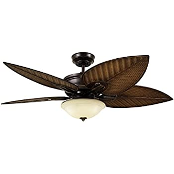 Amazon hunter fan company 54095 caribbean breeze 54 inch emerson cf135dbz callito cove 52 indoor outdoor ceiling fan bronze mozeypictures Images