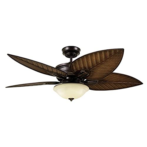 Ceiling fan with night light amazon emerson cf135dbz callito cove 52 indoor outdoor ceiling fan bronze mozeypictures Image collections