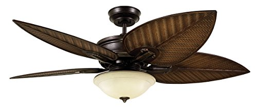 Emerson CF135DBZ Callito Cove 52' Indoor-Outdoor Ceiling Fan, Bronze