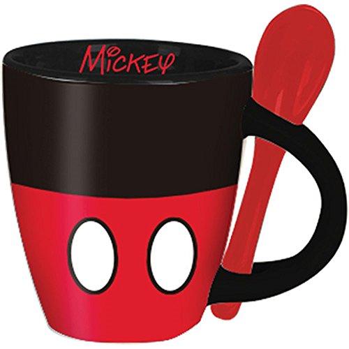 Disney Mickey Signature Shorts Espresso Cup with -