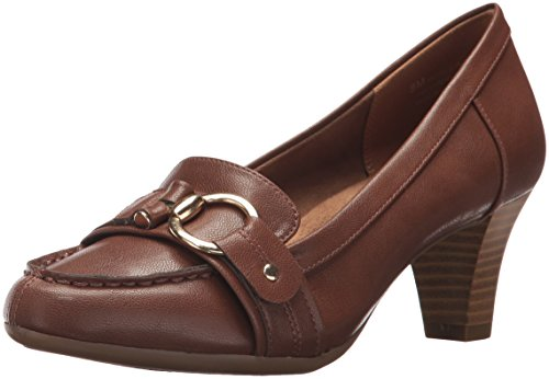 Aerosoles A2 Womens Shore Start Pump Mid Brown Combo 6cSKS