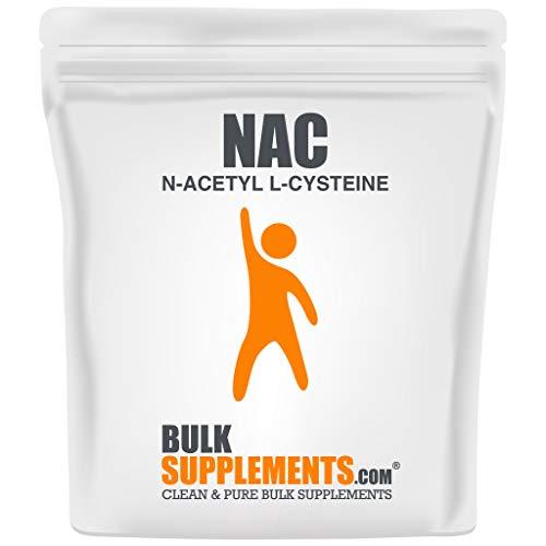 BulkSupplements NAC N-Acetyl L-Cysteine