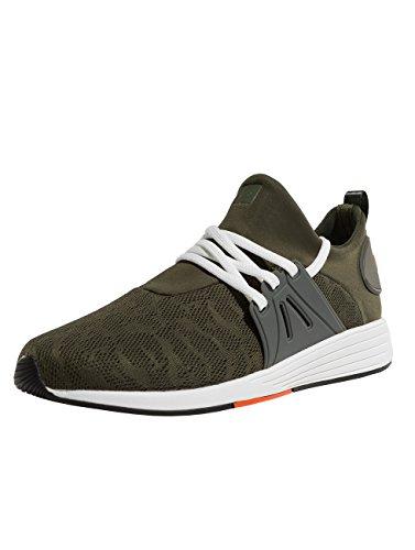 45 Herren DELRAY Sneaker PROJECT oliv qIfA8ww