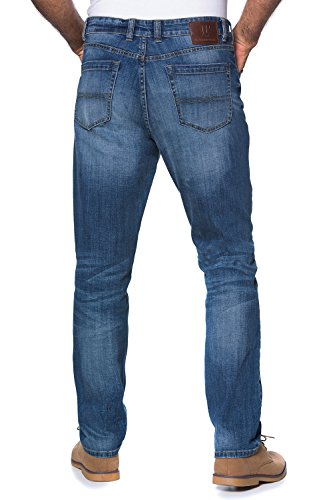 JP 1880 Homme Grandes tailles Jean bleu stone 32 702394 91-32