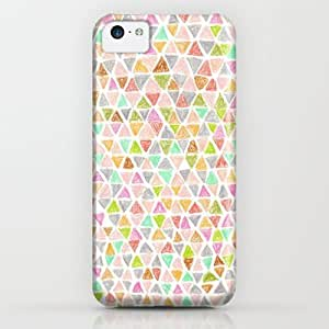 Society6 - Triangle Mountain iPhone & iPod Case by Marie Gardeski