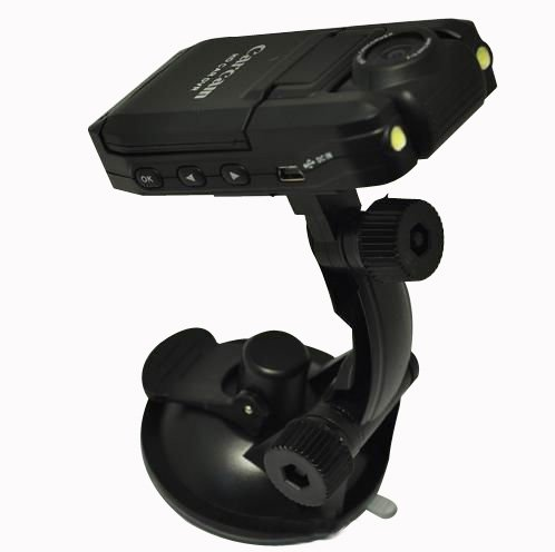 HD 720P 2.0 LCD Car Dashboard Camera Vehicle Video Accident Recorder with Night Vision Motion Detection Coolbuy112