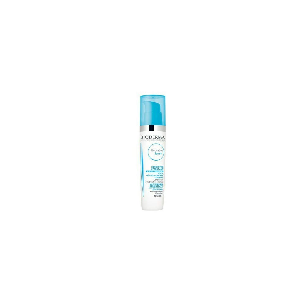 Bioderma Hydrabio Hydration Booster Serum for Dehydrated Sensitive Skin - 1.3 FL.OZ.