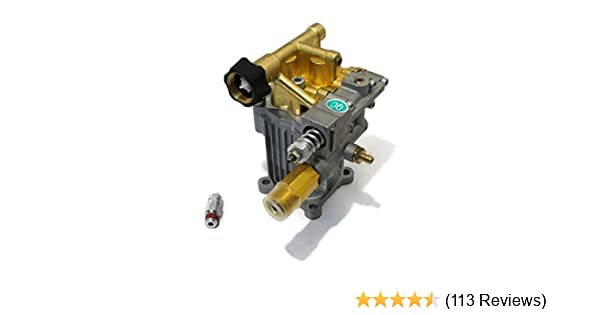 amazon com universal 3000 psi pressure washer water pump for honda
