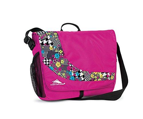 High Sierra Chip Messenger Bag, Fuchsia/Pink, -