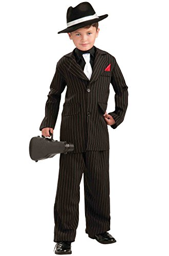 Littlest Gangster 20s Kids Costume