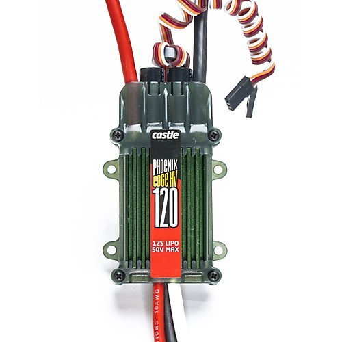 Castle Creations PHX Edge 120 HV - 120 Amp Electronic Speed Controller ()