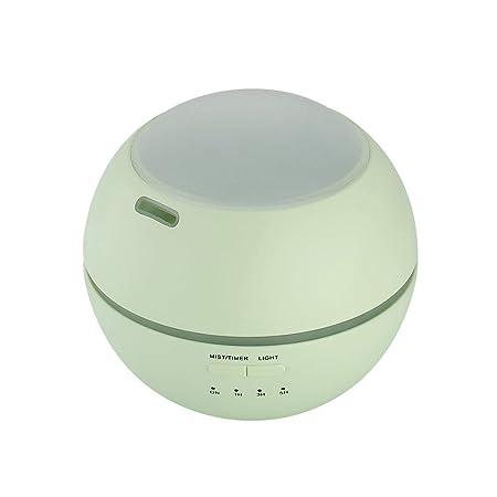 ZLAHY Humidificador Difusor de aromaterapia ultrasónico con Color ...