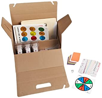 Amazon.com: American Educational Fraction Bars Classroom Center ...