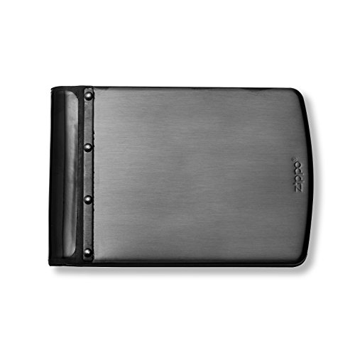Zippo Wallet Titanium Coated Stainless Steel Rfid