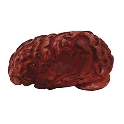Bloody Brain Plastic Halloween Horror Haunted House Prop: Toys & Games