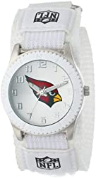 Game Time Unisex NFL Rookie White Watch