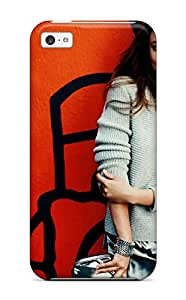 Fashion Protective Olivia Wilde 5 Case Cover For Iphone 5c