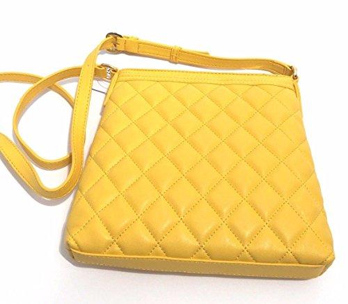 Love Moschino , Sac bandoulière pour femme jaune jaune