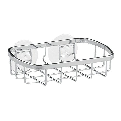 bathroom soap dish chrome - 3