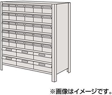 サカエ 物品棚LEK型樹脂ボックス LEK8118-36T [A170809]