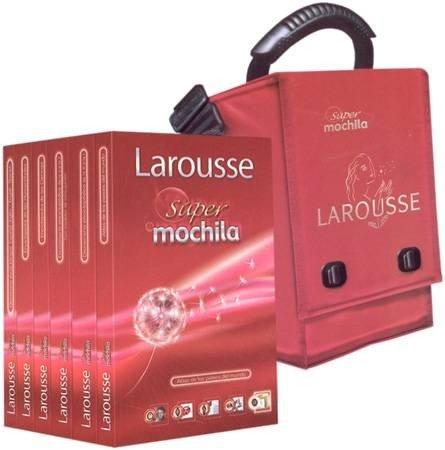 Super Mochila Larousse 6 Tomos + 2 Cd, : VARIOS AUTORES: Amazon.com: Books