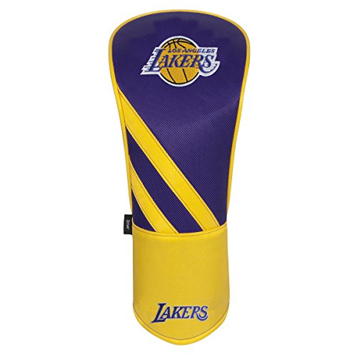 Team Effort NBA Los Angeles Lakers LA Lakers Individual Driver Headcoverindividual Driver Headcover, NA by Team Effort