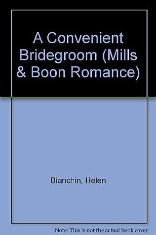 book cover of A Convenient Bridegroom