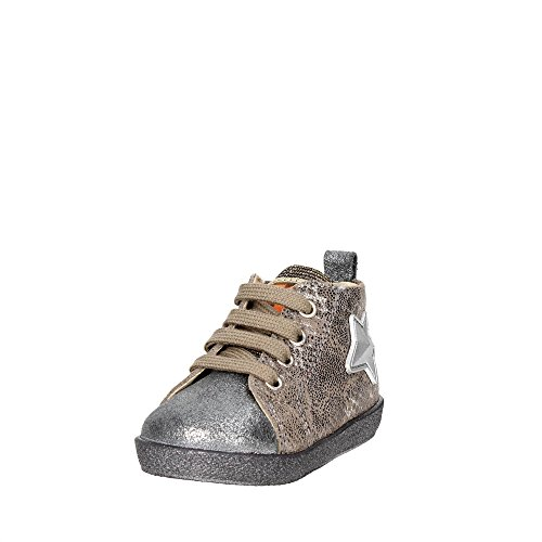 Falcotto 0012010353.01.9101 Zapatillas de Deporte Altas Chica Gris