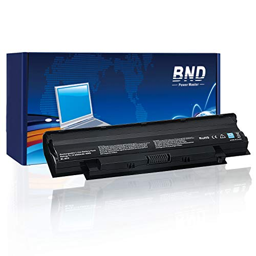 BND Laptop Battery for Dell J1KND, N7110 N7010 N5010 N4110 N4110 M5030 M5110, Vostro 3450 3550 3750 3550N - 12 Months Warranty [6-Cell 4400mAh/49Wh]