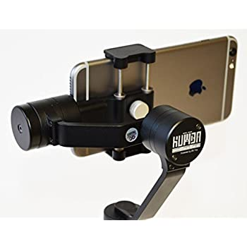 """KumbaCam 3 Axis Smartphone Stabilizer / Gimbal - Suitable for Phones Up To 7"""" Such as iPhone 7 or 6s Plus and Galaxy S7 and Note 5"""