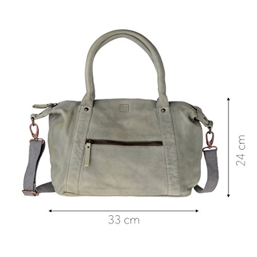Bag gray Bag Women's DuDu Shoulder gray DuDu One Shoulder Size Women's Grey Grey Bvnw8xqUv