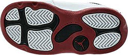 Bambino Jordan 6 Anelli Bt Nero / Bianco-rosso Palestra