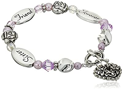 Expressively Yours Bracelet Sister Friend Forever