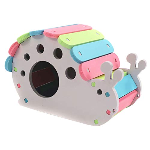 Baosity Colorful Pet Nest Bed Hut Adorable Snail House for sale  Delivered anywhere in Canada