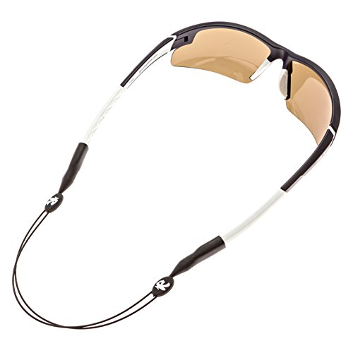 Luxe Performance Cable Strap - Premium Adjustable No Tail Sunglasses Strap & Eyewear Retainer for your Sunglasses, Eyeglasses, or Prescription - With Attached Sunglasses Eyeglasses