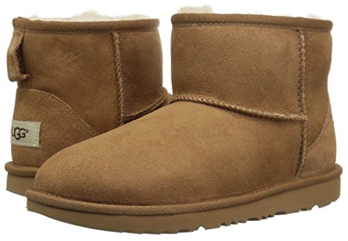 UGG Kids K Classic Mini II Pull-On Boot, Chestnut, 13 M US Little Kid by UGG (Image #6)