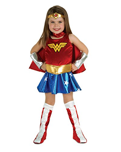 Toddler Wonder Woman